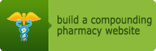 Build a compounding pharmacy website